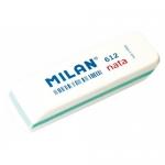 Milan 612 - Goma de borrar, nata