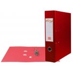Pardo 245002 - Archivador de palanca, tamaño folio, lomo ancho, color rojo