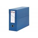 Pardo 245703 - Caja de transferencia, tamaño folio, color azul
