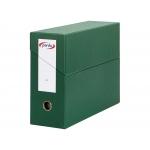 Pardo 245704 - Caja de transferencia, tamaño folio, color verde