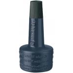 Pelikan 351197 - Tinta para tampón, frasco de 28 ml, color negro