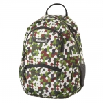 Pelikan Kids Backpack 500265 - Mochila escolar, decoración safari