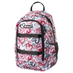 Pelikan Kids Backpack 500388 - Mochila escolar, decoración hearts