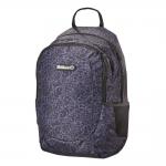 Pelikan Kids Backpack 500432 - Mochila escolar, decoración ornamental flowers