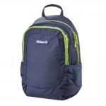 Pelikan Teens Backpack 502221 - Mochila escolar, decoración navy