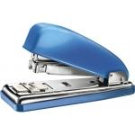 Petrus 226 Classic Wow - Grapadora de sobremesa, 30 hojas de capacidad, usa grapas 22/6 - 24/6 - 26/6, color azul metalizado