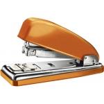 Petrus 226 Classic Wow - Grapadora de sobremesa, 30 hojas de capacidad, usa grapas 22/6 - 24/6 - 26/6, color naranja metalizado