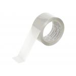 Q-Connect KF11210 - Cinta adhesiva para embalar, 75 mm x 66 mt, polipropileno, transparente