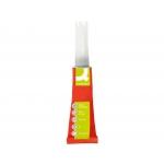Q-Connect KF11242 - Pegamento adhesivo instantáneo extrafuerte, 3 gr