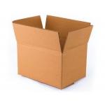 Q-Connect KF14101 - Caja para embalar, medidas 420 x 300 x 200 mm, cartón de 7 mm