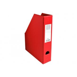 Exacompta 90155E - Revistero de PVC, color rojo