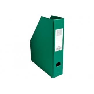 Exacompta 90153E - Revistero de PVC, color verde