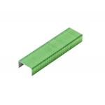 Rexel 2104167 - Grapas Nº 56 26/6, color verde, caja de 2.000