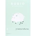 Rubio C-0 - Cuaderno de caligrafía Nº 0