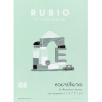Rubio C-05 - Cuaderno de caligrafía Nº 05