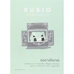 Rubio C-1 - Cuaderno de caligrafía Nº 1