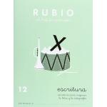 Rubio C-12 - Cuaderno de caligrafía Nº 12