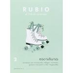 Rubio C-2 - Cuaderno de caligrafía Nº 2