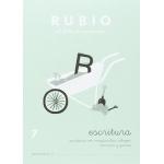 Rubio C-7 - Cuaderno de caligrafía Nº 7