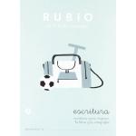 Rubio C-9 - Cuaderno de caligrafía Nº 9