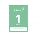 Rubio - Cuaderno de estimulación cognitiva, lenguaje 1