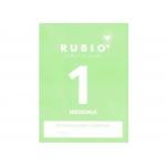 Rubio - Cuaderno de estimulación cognitiva, memoria 1