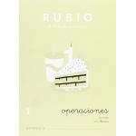 Rubio PR-1 - Cuaderno de operaciones y problemas Nº 1