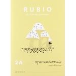 Rubio PR-2A - Cuaderno de operaciones y problemas Nº 2A