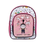 Sambro MIN14-8360 - Mochila escolar, decoración minions unicorns, color rosa