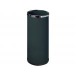 Sie 301-N - Paragüero metálico, color negro