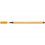 Stabilo Pen 68/30 - Rotulador acuarelable, punta redonda de 1 mm, color bermellón pálido
