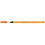 Stabilo Point 88/30 - Rotulador punta de fibra, punta redonda de 0,4 mm, color bermellón pálido