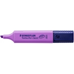 Staedtler Textsurfer Classic 364-6 - Rotulador fluorescente, punta biselada, color violeta