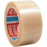Tesa 04120-00008-00 - Cinta adhesiva para embalar, 50 mm x 66 mt, pvc, transparente