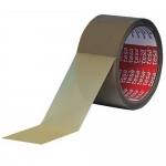 Tesa 04120-00042-00 - Cinta adhesiva para embalar, 50 mm x 66 mt, pvc, marrón