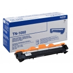 Brother TN-1050 - Tóner original, negro