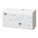 Tork 120288 - Papel secamanos, 21 x 34 cm, paquete de 136 toallas engarzadas