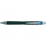 Uni-Ball JetStream SXN-210 - Bolígrafo de tinta de gel, punta redonda de 1 mm, retráctil, color azul