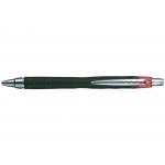 Uni-Ball JetStream SXN-210 - Bolígrafo de tinta de gel, punta redonda de 1 mm, retráctil, color rojo