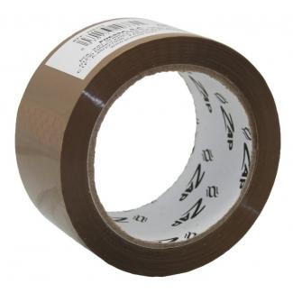Bismark 320375 - Cinta adhesiva para embalar, 50 mm x 66 mt, polipropileno, marrón